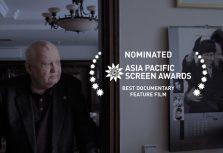 Фильм «Горбачев. Рай» номинирован  на 14-ю Кинопремию Азиатско-Тихоокеанского региона