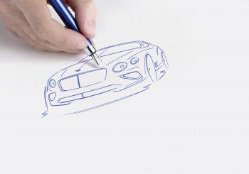 Graf von Faber-Castell for Bentley. Сила двух