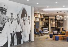 Компания Marriott International открыла в Гамбурге новый отель