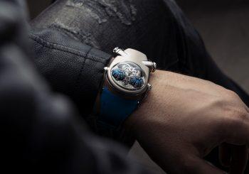 MB&F посвятил свои новые часы бульдогу