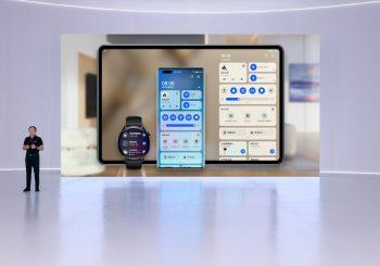 Huawei представляет 4 новых продукта и операционную систему HarmonyOS 2