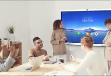 Huawei выпускает офисный инструмент нового поколения IdeaHub