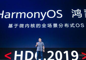 Huawei представил собственную операционную систему HarmonyOS