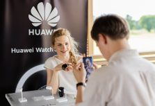 Huawei представил новые смарт-часы Huawei Watch 3 Series и другие технологические новинки