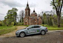 Superb iV — новая страница в истории Škoda