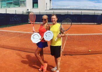 В Юрмале пройдет теннисный турнир со звездами театра и кино