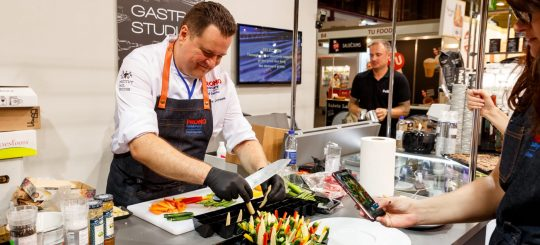 Riga Food 2019 соберет профессионалов продовольственной отрасли из 60 стран