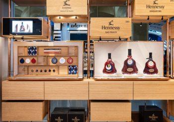 Moët Hennessy представляет новую, современную концепцию Les Caves Particulières в аэропорту Париж – Шарль-де-Голль