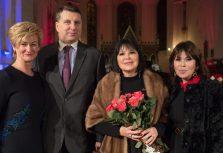 Фонд Инессы Галанте приглашает на Рождественский концерт
