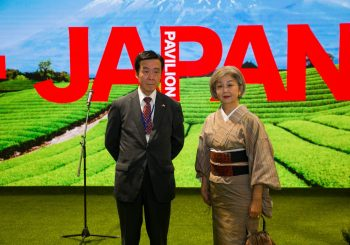 На Riga Food 2020 впервые представлен один из ведущих экспортных товаров Японии – японский чай