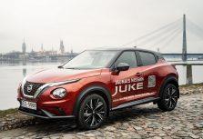 Nissan возродил свой первый купе-кроссовер JUKE