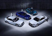 Эффективные и динамичные: Audi Q5, Audi A6, Audi A7 и Audi A8 с гибридным приводом plug-in
