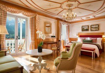 Искусство сна в Cristallo, a Luxury Collection Resort&Spa