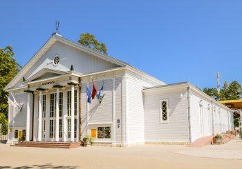 Концертный зал «Дзинтари» приглашает в «закулисье»