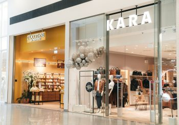 В Akropole открылся первый в странах Балтии  магазин чешского бренда KARA