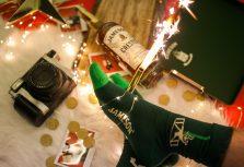 Виски Jameson и носки «Без страха» в нагрузку