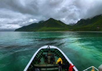 From Kurils with love: «Лаборатория Касперского» поддерживает экспедицию экологов и документалистов на Курильские острова