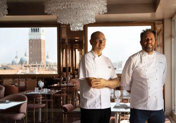 Рецепты от шеф-повара отелей Brach Paris и Sinner Paris