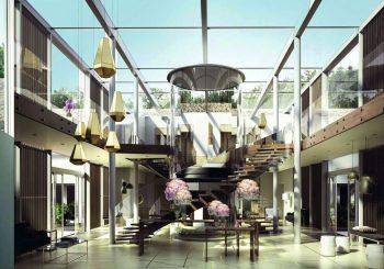 Chais Monnet Hotel & Spa – новый отель с историей  и первая звезда Мишлен