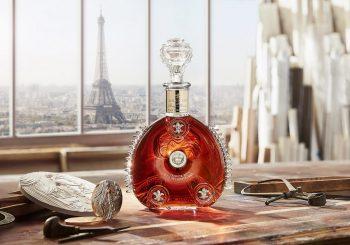 LOUIS XIII Time Collection: эксклюзивное посвящение Парижу