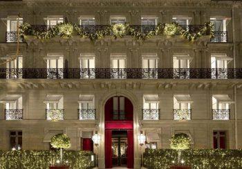 La Réserve Paris Hotel and Spa – «Лучший отель в Париже»