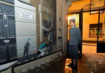 #отель. В Старой Риге открылся арт-отель Sherlock