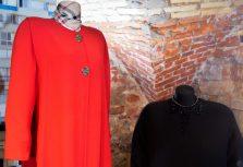 Новые уникальные наряды на выставке «Блеск 80-х»