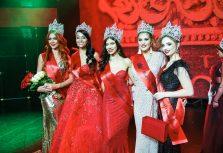 Корона победительницы конкурса Elite Beauty Queen 2019 стоимостью шесть тысяч едет на Украину