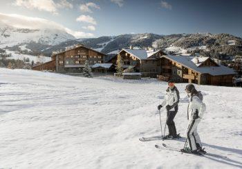 Уникальное предложение от Four Seasons Hotels: шоппинг + лыжи