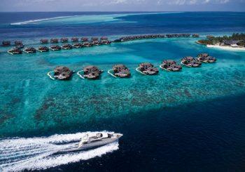 Первая эксклюзивная яхта в аренду на Мальдивах