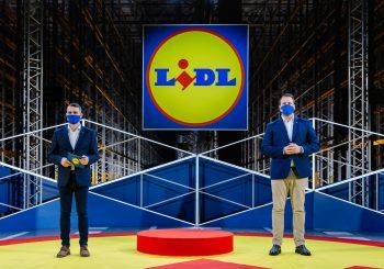 Lidl Latvija открывает один из самых современных логистических центров в странах Балтии