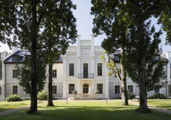 УЖИН ДЛЯ ГУРМАНОВ в самом элегантном поместье Латвии — РУМЕНЕ