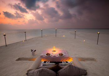 Островная романтика в Milaidhoo