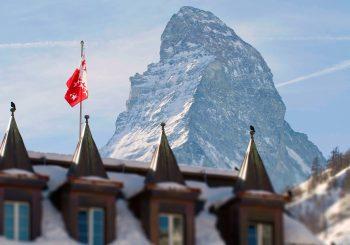 Зимние каникулы в Швейцарии