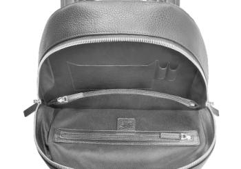 С рюкзаком за плечами