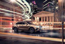 Bentley Bentayga Hybrid — новый флагман бренда
