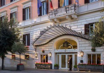 Истории любви в Hotel Eden
