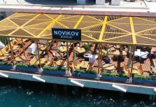 Аркадий Новиков открыл свой первый ресторан в Турции