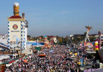 Мюнхен приглашает гостей на ежегодный Oktoberfest
