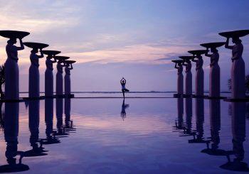 Единение с природой в Mulia Bali