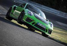 Porsche 911 GT3 побил свой же рекорд