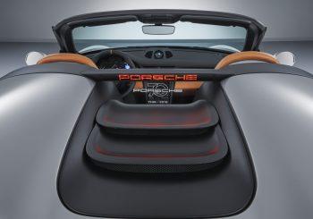 Porsche представил 911 Speedster Concep