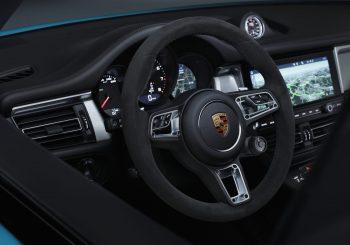 Новый Macan — самый спортивный автомобиль в своем сегменте