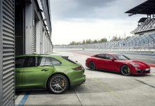 Porsche дополняет семейство Panamera двумя новыми моделями