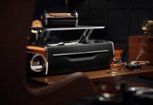 Rolls-Royce Cellarette: ящик ручной работы для виски и сигар от Bespoke