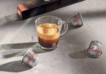 Limited Edition. Кофе с ароматом засахаренной вишни и граната