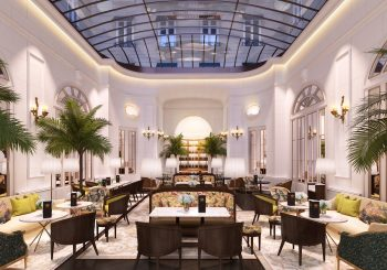 Отель Mandarin Oriental Ritz, Мадрид откроется весной 2021 года