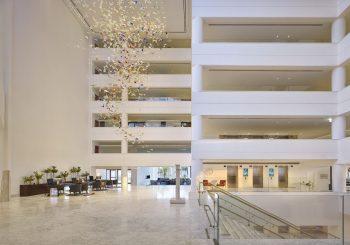 Дизайн отеля Parklane, a Luxury Collection Resort & Spa создали самые известные дизайнеры мира