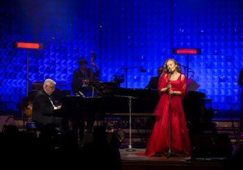 Юбилейный концерт Раймонда Паулса в прямом эфире