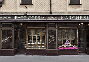 Prada. Первая кондитерская в Милане